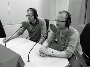 im DR-Wissen-Studio3_sw